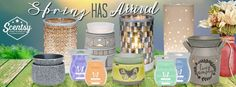 New Spring Summer Catalog 2016 Order today at: https:shellyhill.scentsy.us