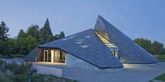 Gallery of Denver Botanic Gardens' Science Pyramid / BURKETTDESIGN - 5