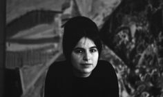 Eva Hesse ca. 1963 (photo by and courtesy of Barbara Brown)Finally, Finally, a Documentary About Eva Hesse's Life and Work by Benjamin Sutton on May 201 Eva Hesse, Robin, Yale School Of Art, Art Articles, Work Images, Josef Albers, New York Art, Karen, Documentary Film