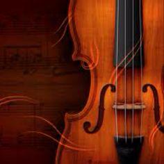 ...violin