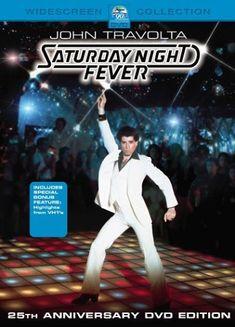 Saturday night fever (1977),Horúčka sobotňajšej noci Tanečný film, ktorý formoval moju osobnosť. Film, ktorý nasmeroval moje tanečné kroky.