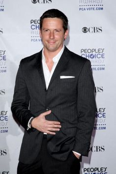 Ross McCall arrives at the 35th Annual People's Choice Awards at The Shrine Auditorium on January 7, 2009 in Los Angeles, California.