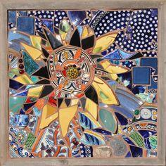 How To Make A Mosaic Table Top Mosaics Glass And Mirror Art On Pinterest Glass Art Mosaic Art An HD Wallpaper Frsh