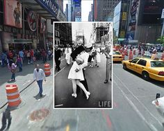 Awesome app that places historical pictures into google maps.
