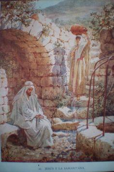 Lectio divina: Lectio divina del 23 de Marzo de 2014 Juan 4, 5-42