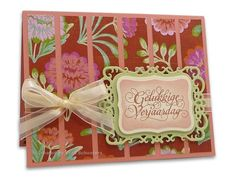 Pattern Play Day 3 by Vera - Cards and Paper Crafts at Splitcoaststampers