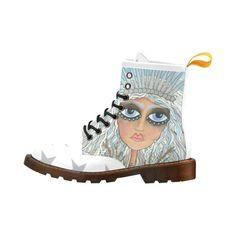 Ice Queen Boots Women