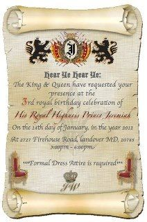 Prince Royal Birthday Party