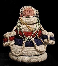 Ndebele Umndwana Doll, South Africa