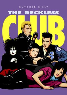 Butcher Billy's The Reckless Club
