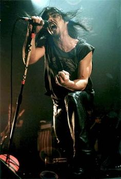 Dave Wyndorf from Monster Magnet