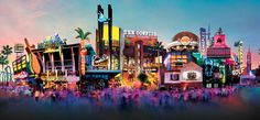 Best Dining Spots at Universal Orlando CityWalk