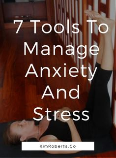 Mind and breath are intimately connected. Calm your breath, your mind will follow. Try these 7 tools to manage anxiety and stress. | managing anxiety | healing anxiety | natural anxiety relief | mental health improvement | healthy living | stress relief |