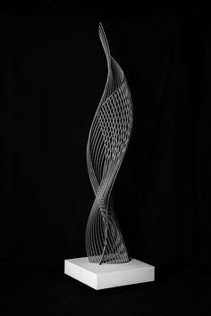 Wire Sculpture by Matt McConnell