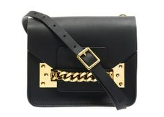 MINI ENVELOPE CROSS-BODY BAG, $531, SOPHIE HULME