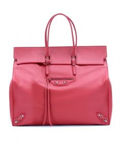 Pink Balenciaga bag #purse