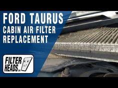 2010 ford edge cabin air filter