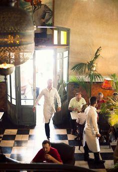 Grand Café de la Poste, Marrakech