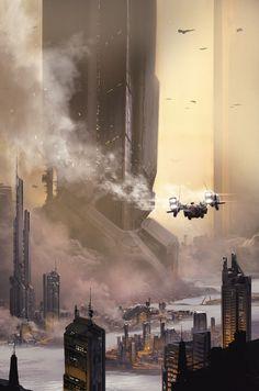 Image result for fantasy mega city