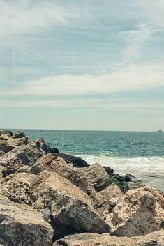 #ocean #portugal #cascais #lissabon #inspiration Portugal, Ocean, Day, Beach, Water, Outdoor, Inspiration, Lisbon, Vacations
