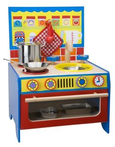Small Play Kitchens & Stove Tops