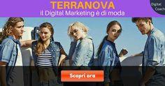Il marketing digitale influenza anche il settore dell'abbigliamento, dalla modalità di acquisto alla vendita. Scopri la strategia online di Terranova.