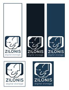 Zilonis logo FINAL Project 4, Logo, Logos, Environmental Print