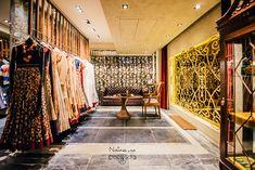 #stylaned : Rohit Bal Store Visit Naina.co photography
