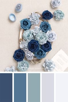 Color palettes and color inspiration for wedding. Dusty Rose Wedding Color Ideas for 2020 Color Schemes Colour Palettes, Green Colour Palette, Blue Colour Palette, Room Color Schemes, Color Palate, Color Schemes For Bedrooms, Pastel Color Palettes, Bedroom Color Palettes, Decorating Color Schemes