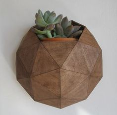 cool dome planter