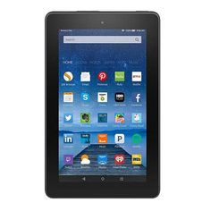 Amazon Fire 7 inch Tablet - Black