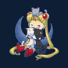 Crazy Moon Cat Lady - One Stir Crazy Sailor Scout - Neatorama