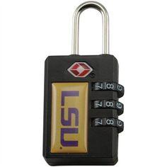 LSU TSA Lock