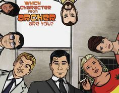 Which 'Archer' Character Are You?