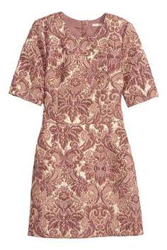 7811f655979c Brocade dress Abiti Di Broccato
