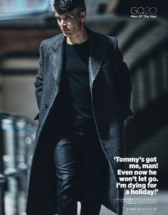 Cillian murphy GQ