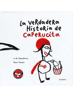 Children's Literature, Little Red, Illustration, Books, Fictional Characters, Spanish, Wolf, Maternity, Ideas