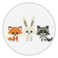 This is an Instant Download PDF Cross Stitch Pattern. --------------------------------------- Stitch Counts of embroidered image: 100 wide x 54 high Colors Used: 13 I recommend using 14 count Aida fabric with 3 strands of DMC floss. If you want the projec