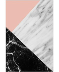 Marble Collage as Wallpaper by cafelab | JUNIQE