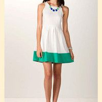 The Hamptons Dress                          - Francescas