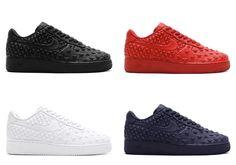 """The """"Star Studded"""" Nike Air Force 1 Releasing In Four Colorways - SneakerNews.com"""
