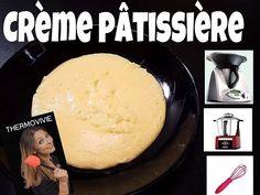 Creme patissiere, recette réalisée au Thermomix, au Cook Expert et sans robot - YouTube My Favorite Food, Favorite Recipes, Thermomix Desserts, Tupperware, Baking Ingredients, Cookie Dough, Food Art, Homemade, Robot