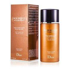 Dior Bronze Self-Tanning Oil Natural Glow - 100ml-3.3oz