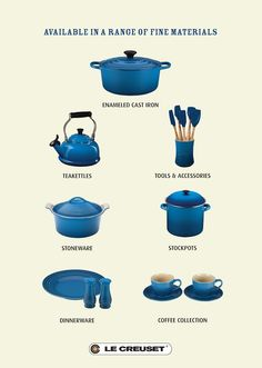One Day I Will Own My Le Creuset Set Lt 3 Colors