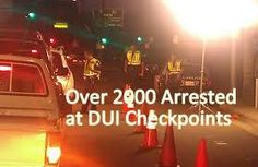 Over 2,300 Arrested for DUI over the 18 day Campaign just in Los Angeles County, CA.  http://lawofficesofjonathanfranklin.blogspot.com/2013/09/over-2300-arrested-for-dui-over-18-day.html