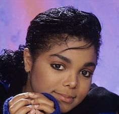 Janet Jackson (She looks like Michael's twin in the last pic pinned on this board)