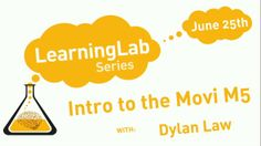 Missed yesterday's MoVI M5 Learning Lab with Dylan Law?  No problem -- it's now available to watch on vimeo.