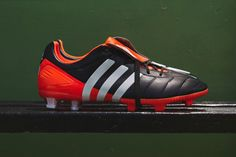 adidas Predator Mania Instinct LE: After being shelved for 12 years, adidas will be re-releasing the Predator Mania Instinc LE for the Adidas Soccer Boots, Adidas Football, Football Shoes, Football Soccer, Bend It Like Beckham, Adidas Predator, Soccer Cleats, Contemporary Fashion, Soccer