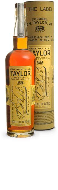 E.H. Taylor, Jr. Collection | Buffalo Trace Distillery