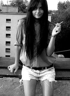 long hair,long time ago:))